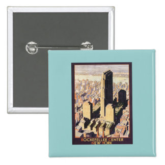Rockefeller Centre New York Pins