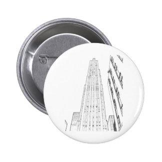 Rockefeller Centre Pin