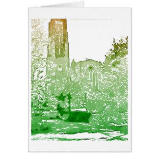 Rockefeller Chapel Notecard