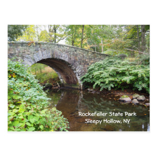 Rockefeller State Park in Sleepy Hollow, NY Postcard