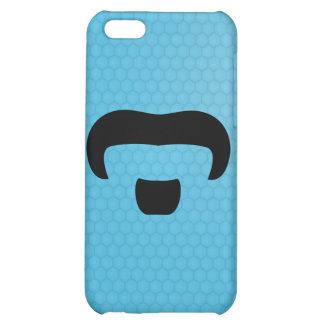 Rocker Mustache iPhone 5C Cases