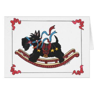 Rocker Scottie Card