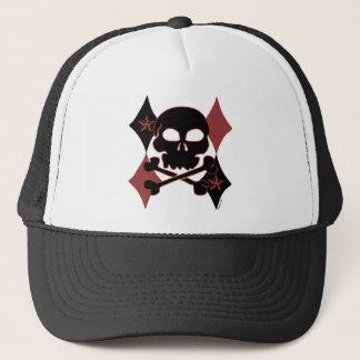 Rocker Skull Hat