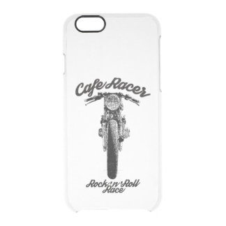 Rockers motorcycle club clear iPhone 6/6S case