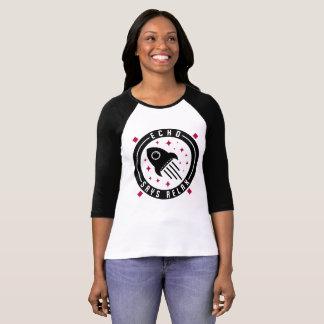 Rocket Baseball 3/4 Length T-Shirt