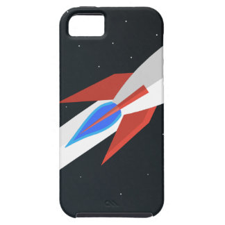 Rocket Blasting Off iPhone 5 Cover