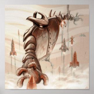 Rocket Bot Poster