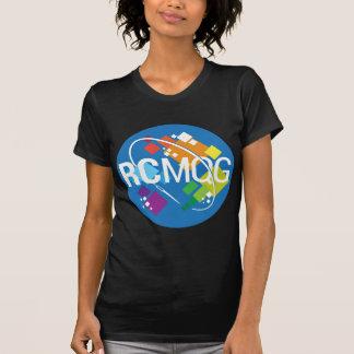 Rocket City Modern Quilt Guild Logo T-Shirt