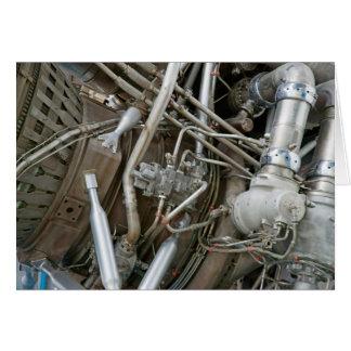 Rocket Engine Card