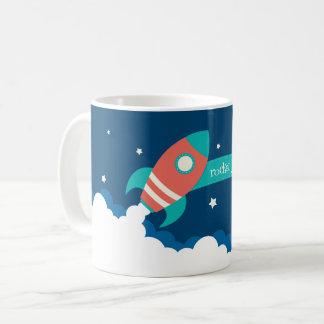 Rocket Fuel Coffee Mug