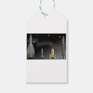 rocket gift tags