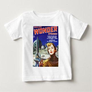 Rocket Girl Baby T-Shirt