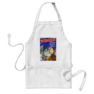 Rocket Girl Standard Apron