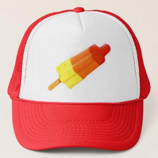 rocket ice trucker hat