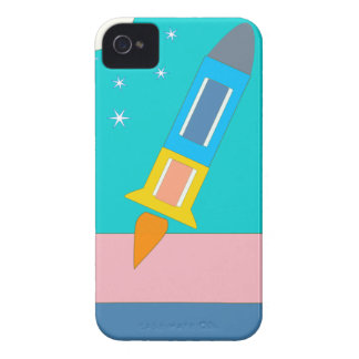 rocket iPhone 4 cover