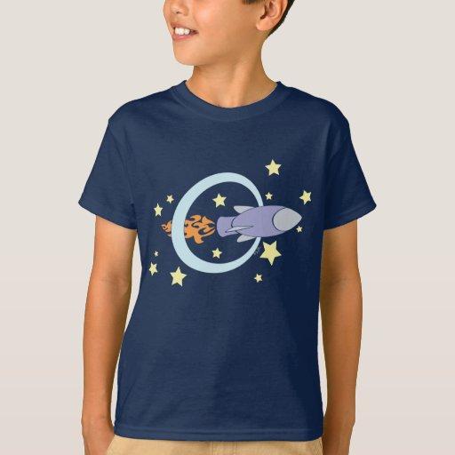 Rocket Kids Retro Space Tees