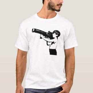 Rocket Launcher Kid - Gents T-shirt