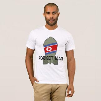 Rocket Man - Political Humor - Trump - Kim Jong Un T-Shirt