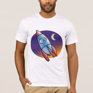 Rocket Mens T-Shirt