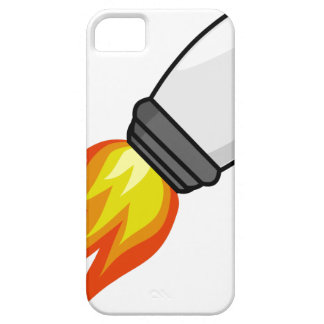 Rocket Missile Barely There iPhone 5 Case