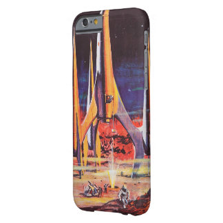 Rocket on Venus Barely There iPhone 6 Case