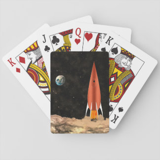 Rocket Playing Cards