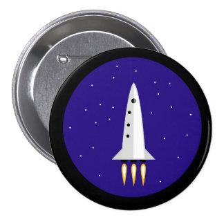 Rocket Science 7.5 Cm Round Badge