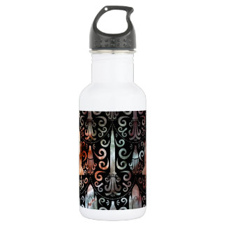 Rocket Science Damask 532 Ml Water Bottle