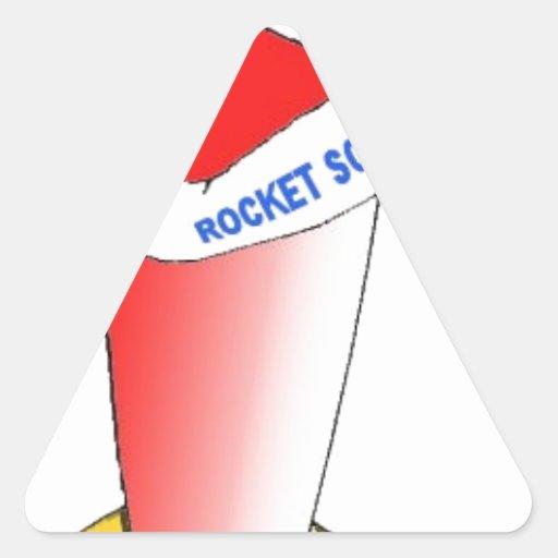 Rocket Science Sticker