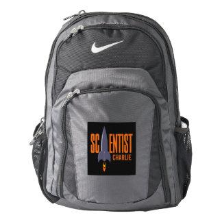 Rocket Scientist custom monogram backpacks Backpack