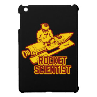 Rocket Scientist iPad Mini Case