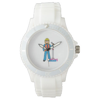 Rocket Scientist - Light/Blonde Wristwatches