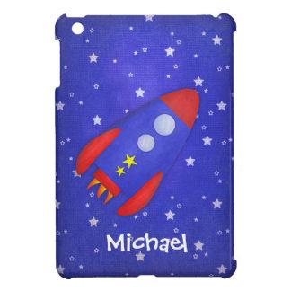 Rocket Ship iPad Mini Covers