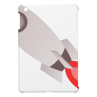 Rocket Ship Launching iPad Mini Covers
