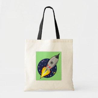Rocket Ship Bags