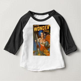 Rocket Woman Baby T-Shirt
