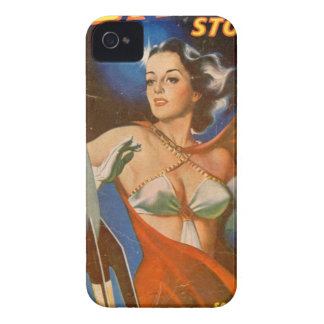 Rocket Woman iPhone 4 Cover