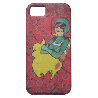 ROCKET WOMAN matte finish by Jetpackcorps iPhone 5 Cases