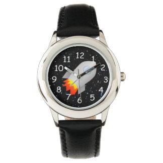 Rocket Wrist Watch