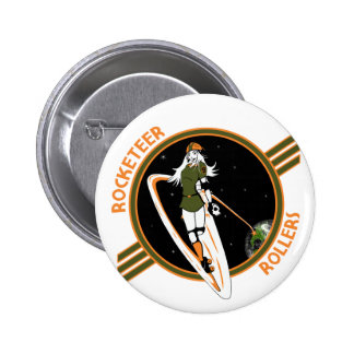 Rocketeer Rollers Button