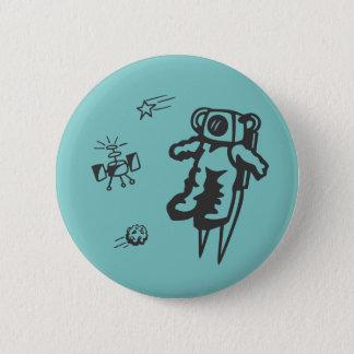 Rocketman button
