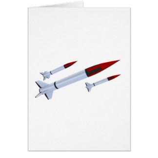 Rockets Card