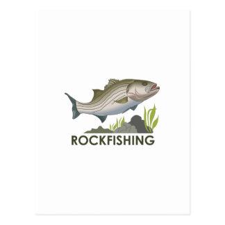ROCKFISHING POST CARDS