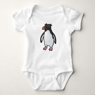 Rockhopper Penguin Baby Bodysuit