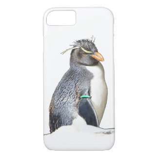 Rockhopper Penguin iPhone case