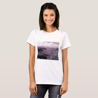 Rockies Mountain in Pencil T-Shirt