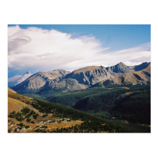 Rockies Postcard