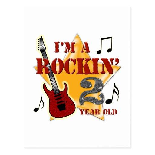Rockin' Age 2 Postcards