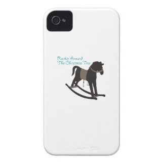 Rockin Around iPhone 4 Case-Mate Cases