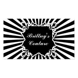 ROCKIN' COUTURE BUSINESS CARD